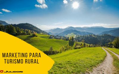 Marketing para Turismo Rural